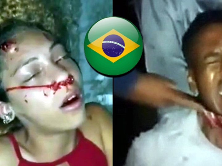 CrazyShit.com | WELCOME TO BRAZIL: A GORE COMPILATION