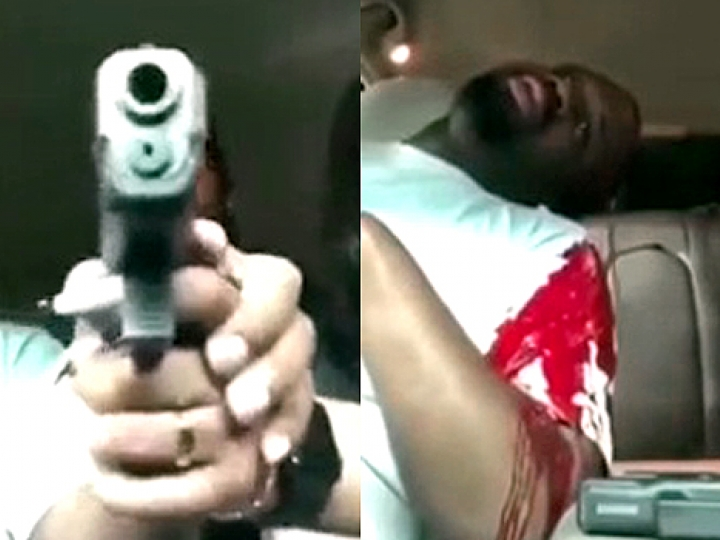 CrazyShit.com | WOMAN ACCIDENTALLY SHOOTS FRIEND IN THE HEAD ON FB LIVE
