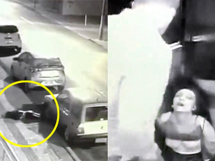 CrazyShit.com | LUNATIC PUSHES WIFE OFF BUILDING, THEN STEALS CORPSE