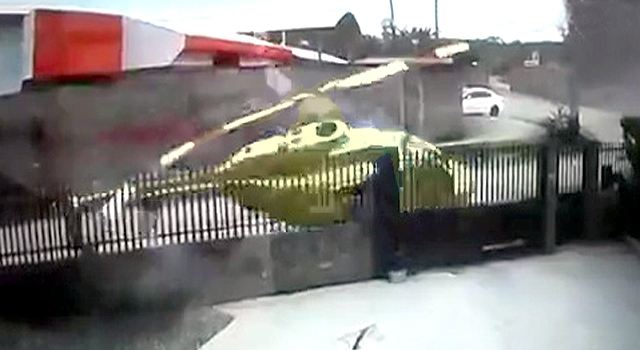 "2 HELICOPTER WRECKS THAT'LL MAKE YOU SAY: ""WTF!"""