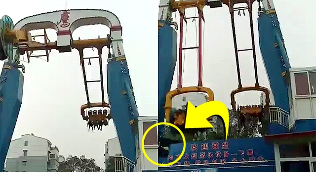"""CHINA"" + ""CARNIVAL RIDES"" IS A BAD FUCKING COMBINATION"