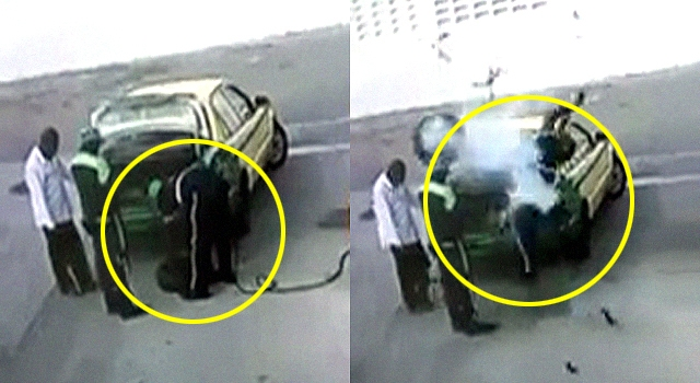DAMN! 2 GUYS LEARN ABOUT TIRE PRESSURE THE HARD WAY