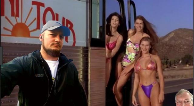On my summer vacation,..(oil'boy for Swedish bikini team)