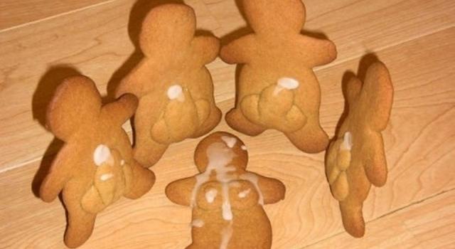 Cookie Bukkake.... Cookiekkake