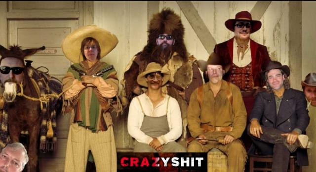 The Terrible Twat Gang!