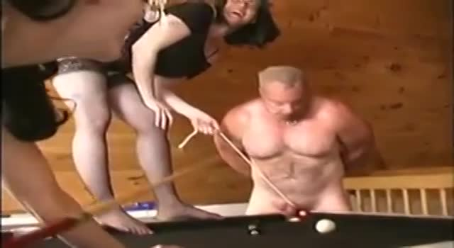 Anyone up for a quick game of pool?