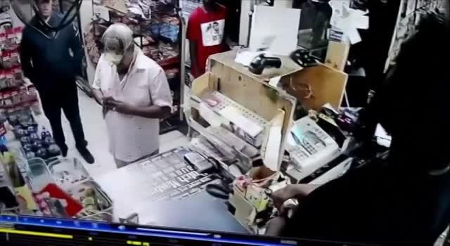 Pissed off Miami clerk shoots drunk customer