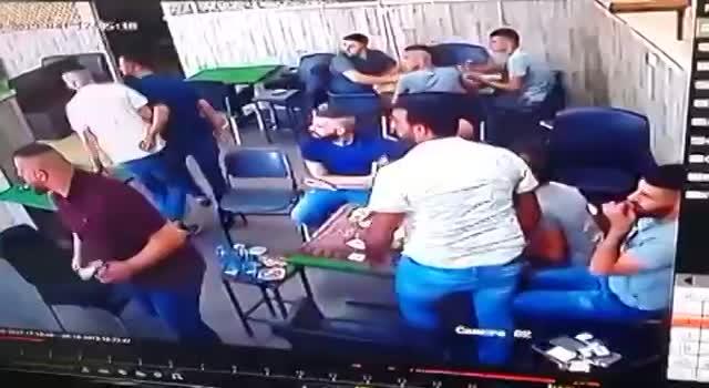 Lebanon debt collectors visit poker club